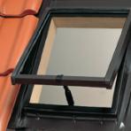 Изход за покрив WDL 217H 45/55 см. дървена рамка – (Roto)