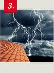 Керемидите БРАМАК издържат на проливни дъждове