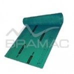 Фолио подпокривно дифузионно Universal Eco 140 гр. – 75 кв. м. зелено (Брамак) [34]
