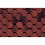 Битумни керемиди самозалепващи пчелна пита Prima – 3 кв. м. червен/зелен/кафяв