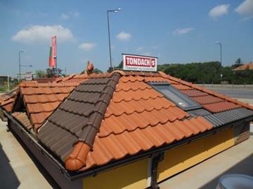 Покрив Тондах